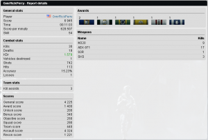 Battlefield 3 AK907 Clan