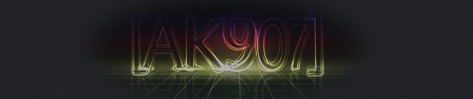 AK907 Electric Logo