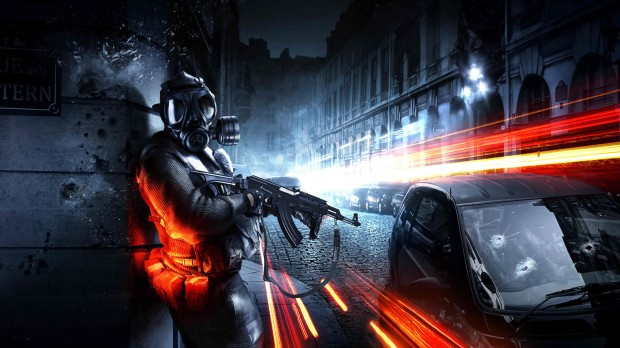 Battlefield 3 - The Russian