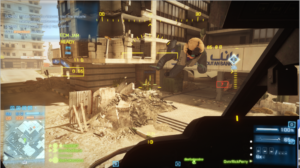 Dedaciai AK907 Clan Battlefield 3