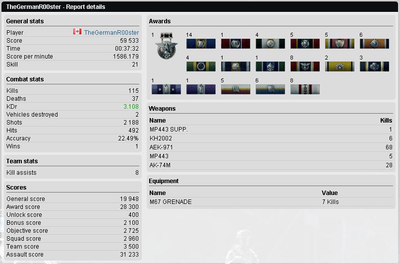 Battlefield 3 Clan AK907