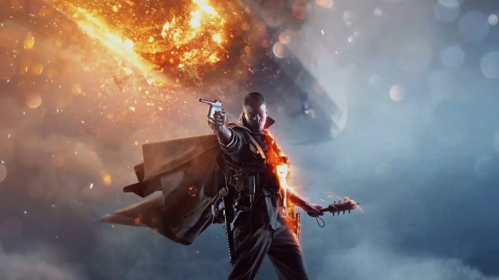 Battlefield 1 - Box Art
